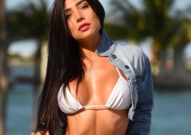 LauraVanFit, A Colombian Model, Found The Secret Of How To Grasp And Hold People's Attention On Social Media. Here Is How She Did It