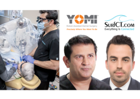 Robotics Has Changed The Way Dentistry Is Performed: Watch Oral Surgeon, Dr. Ryaz Ansari In West Hartford, CT Talk About How Yomi Robot & SurfCT Automated His Oral Surgery Practice