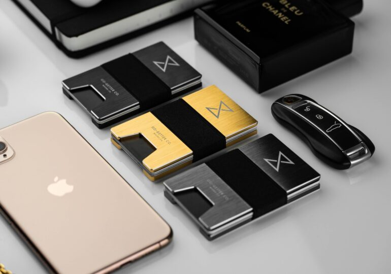 Wish You Knew Where Your Wallet Was When You Lose It? Mikiah Azarcon And The GO-GETTER Co. Wallets Are Here To Help