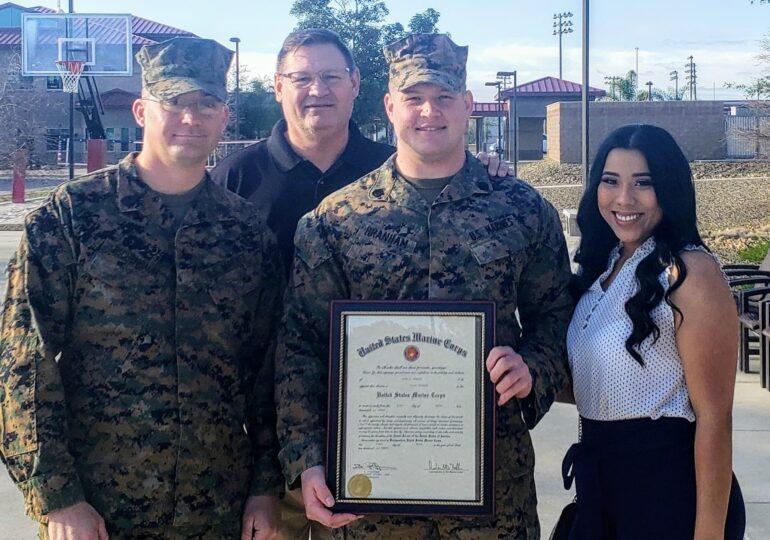 Forced To Retire As A Marine, Jacob Branham Rebuilt His Life Through Business