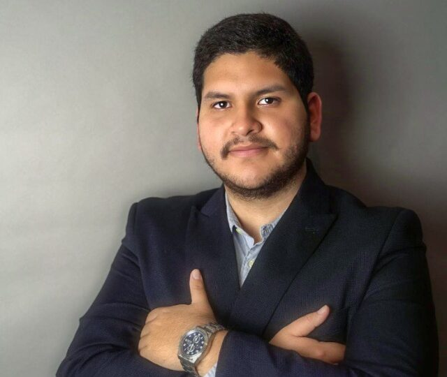 An Intern Stepped Up When His Boss Was Out And It Helped Decide His Career: This Is The Story Of Martin Velasco Ormeño