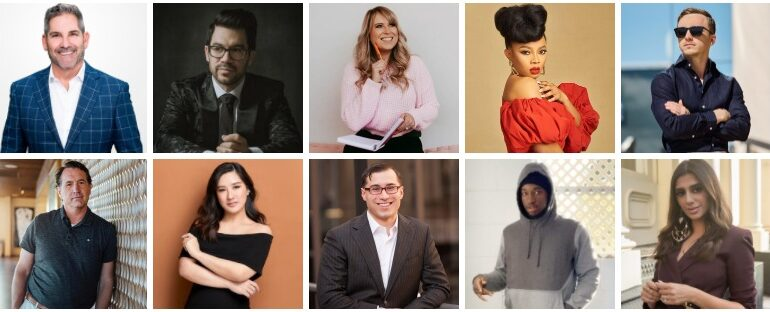 Top Entrepreneurs To Follow In 2021