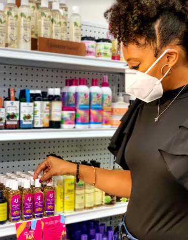 From Her Own Journey With Natural Hair To A Growing Hair Care Business, Chiney K Shares How She's Built Her Entrepreneurial Success