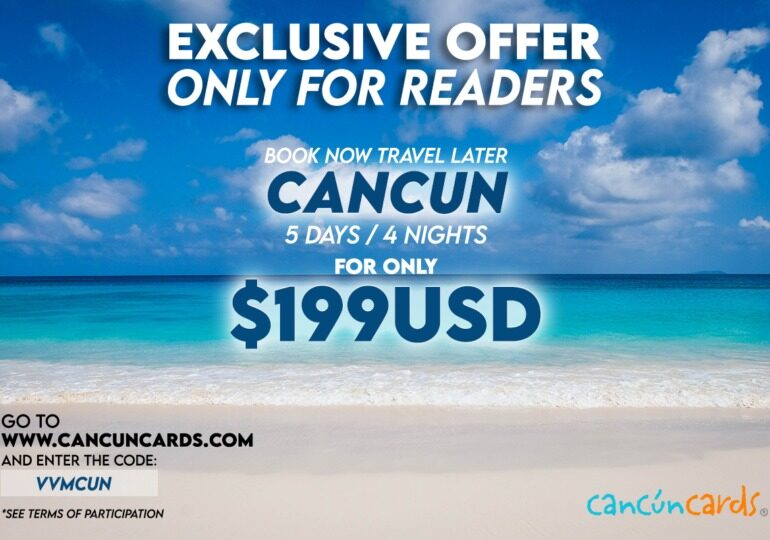 Erika Garcia and Her Team Know That Travelling is Sometimes Necessary For People To Relax and Find Happiness: Find Out More About Their New 5 Days 4 Nights Deal in Mexico