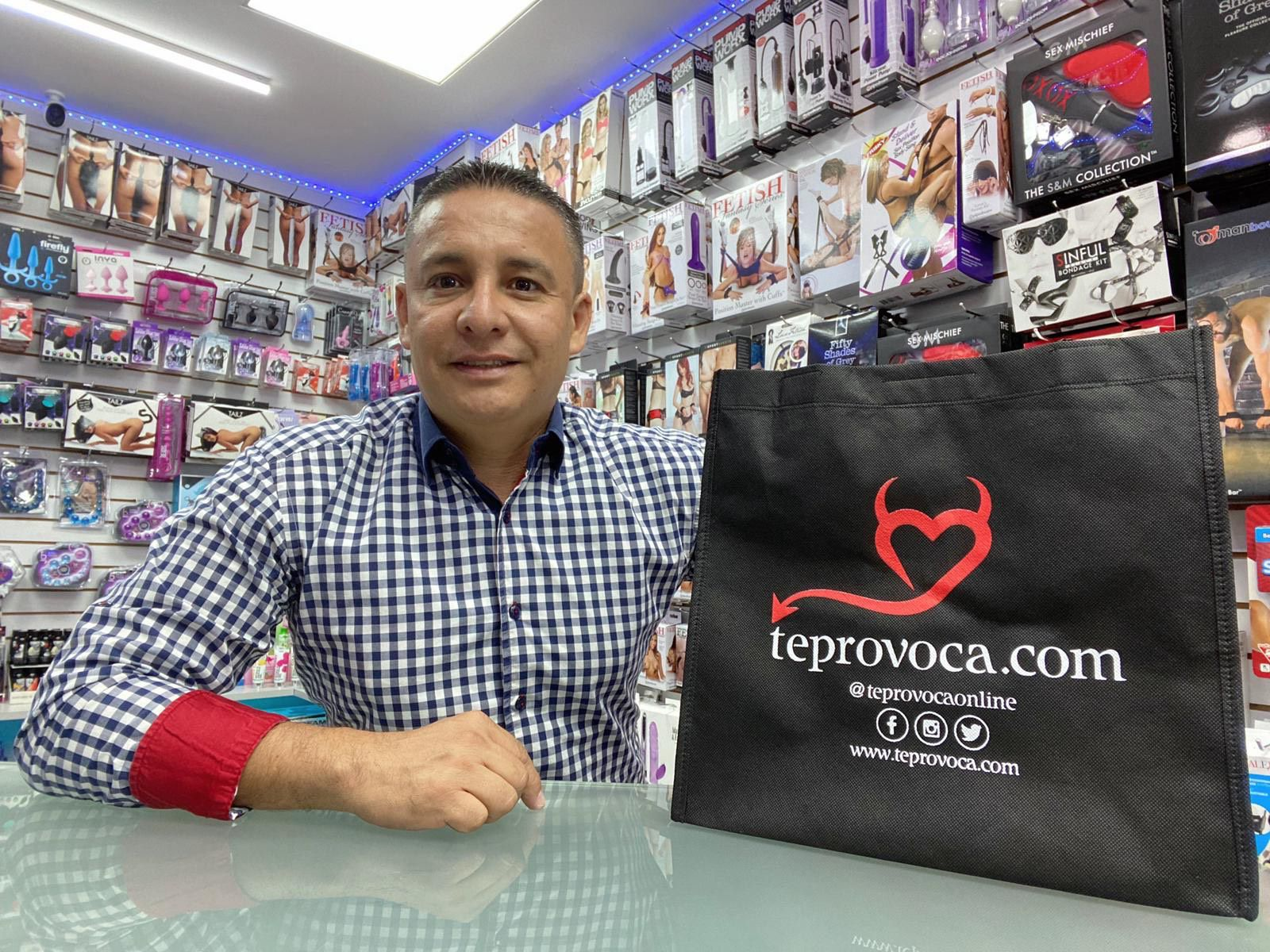 Teprovoca.com is the Fastest Growing Sex Shop in the Americas: Providing Customers with Sex Toys and Education